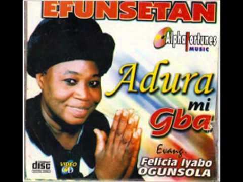 Download FELICIA OGUNSOLA  ADURA MI GBA HD Mp4 3GP Video and MP3