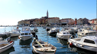 preview picture of video 'Ровинь, Хорватия, Истрия. Croatia, Istria, Rovinj (Rovigno).'