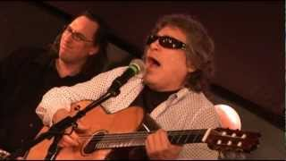 "Jose Feliciano with Les Paul's Trio at the Iridium,""You Send Me""  N Y  2009 Part 4"
