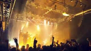 ARCHITECTS - Follow the Water Outro/Gravity - Live at Fryshuset, Stockholm