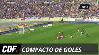 U. De Chile 1 - 2 U. Española | Torneo Scotiabank 2018 Primera Fecha | CDF