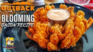 Outbacks Blooming Onion And Dipping Sauce | Copycat Recipe