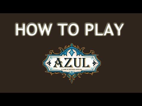 How to Play Azul