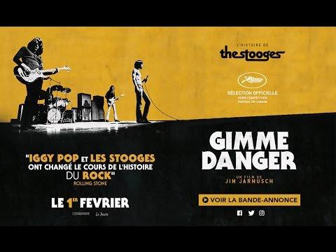 Gimme Danger Le Pacte / Low Mind Films / New Element Media