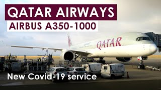 [Flight Report] QATAR AIRWAYS | Paris ✈ Doha | Airbus A350-1000 | Qsuite