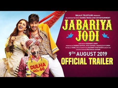 Jabariya Jodi - Movie Trailer Image