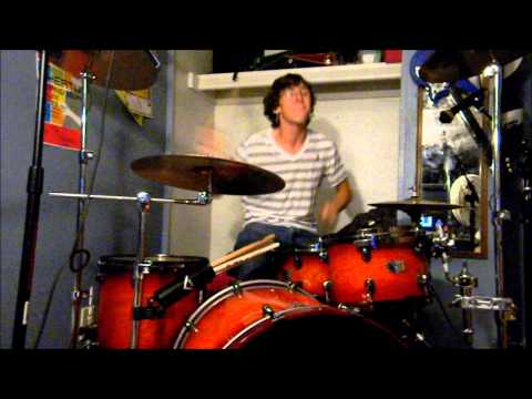We Are The In Crowd Drum Cover- Rumor Mill