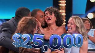 Download Video Station 19 Plays Fast Money – Celebrity Family Feud MP3 3GP MP4