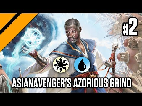 Bo3 Constructed - AsianAvenger's Azorious Grind P2
