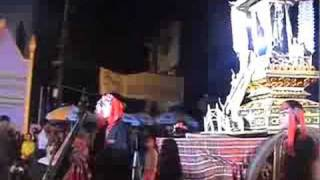 preview picture of video '071025 Sakon Nakhon Wax Castle Parade4'
