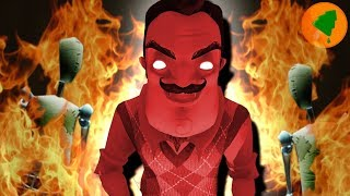 Hello Neighbor BETA: THE DARK TRUTH