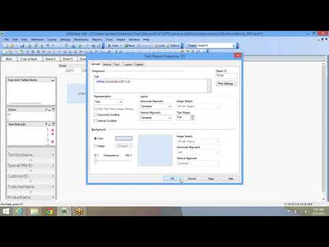 Qlikview Tutorial #18 || Qlikview Full Course || Qlikview Training for ...