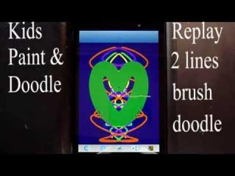 Video of Kids Paint - Kids Doodle Draw