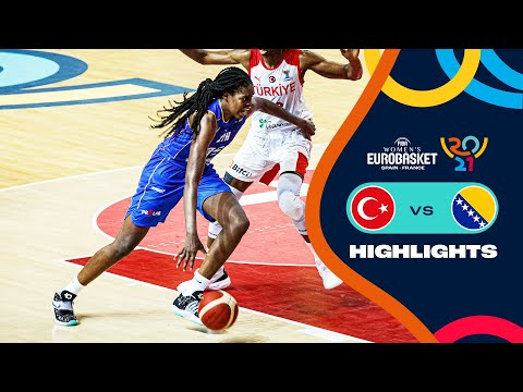 Turkey Basketball Women vs Bosnia & Herzegovina Basketball Women</a> 2021-06-18