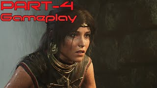 SHADOW OF THE TOMB RAIDER Gameplay Walkthrough Part 4 [1080p HD 60FPS PC]
