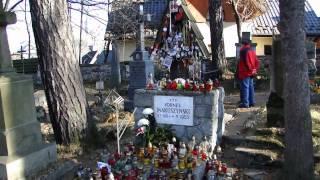 """Zakopane , listopad 2011,Wielka Krokiew, Krupówki, Gubałówka, Cmentarz """"Na Pęksowym Brzyzku""""."""