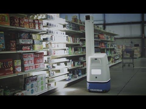 Walmart entfernt Inventur-Roboter