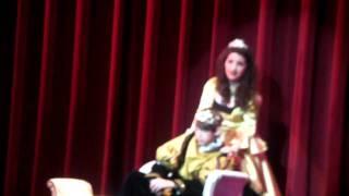 Chitty Chitty Bang Bang Baron and Baroness perform Chu Chi Face