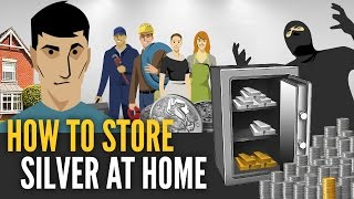 How To Store Silver At Home
