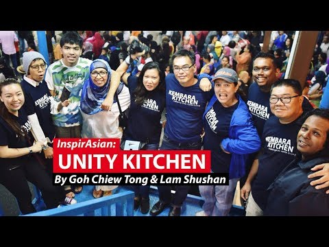 Unity Kitchen: Rallying to Help Feed Malaysia's Hungry | InspirAsian | CNA Insider