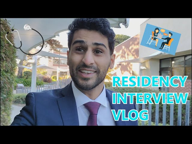Medical Residency Interview VLOG | Southern California | MedBros