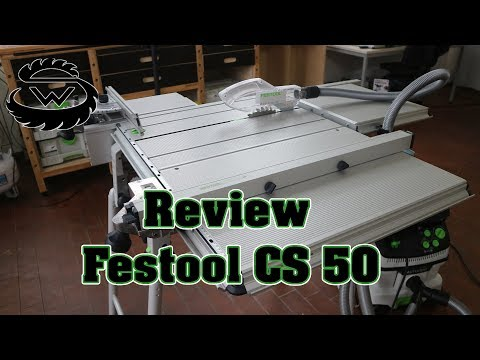 Festool CS 50 ## REVIEW ##