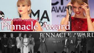 Taylor Swift recoge el