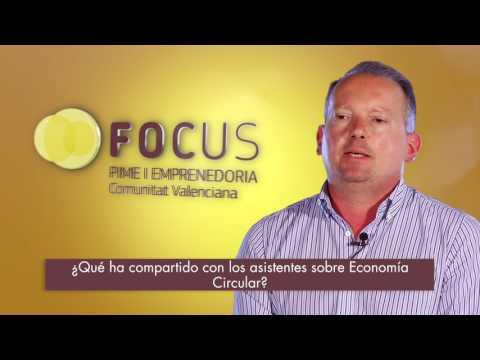 """Salvador Gil: """"La economía circular está en la base de nuestros productos"""""""