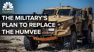 How The U.S. Military Plans To Replace The Iconic Humvee On Future Frontlines