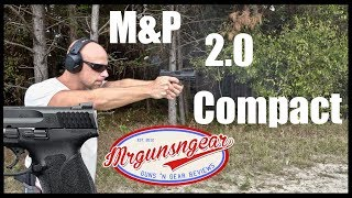 Smith & Wesson M&P 2.0 Compact Review: Glock 19 Killer?