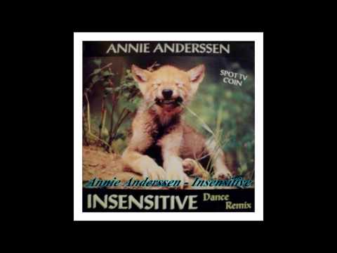 Annie Anderssen - Insensitive (Melody Mix)(Dance Remix)