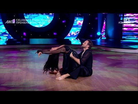 DWTS 6: 5ο Live | Μαρία Κορινθίου & Ηλίας Μπούτσης {23/2/2018}