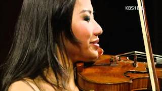 Sarah Chang - Salut d'amour, Op.12 - Elgar  장영주 - 사랑의 인사 - 엘가