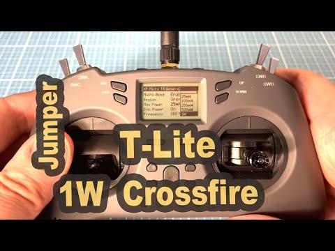 Jumper T Lite Crossfire 1W Modifikation