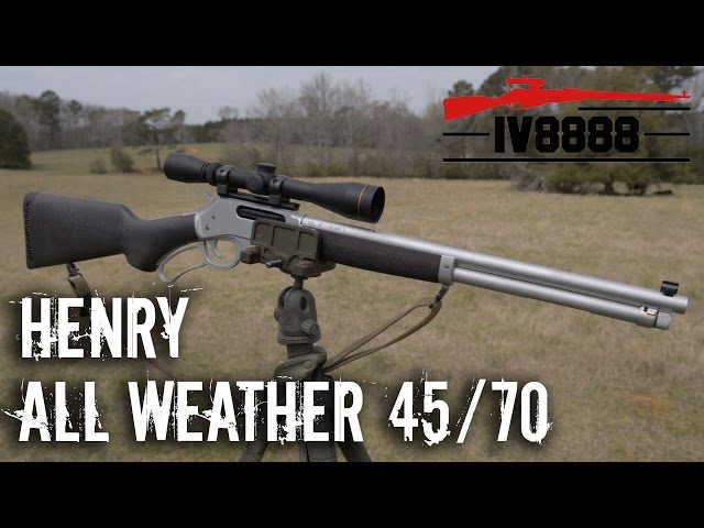 IraqVeteran8888 Reviews the All-Weather .45-70