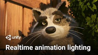 Realtime Animation and Lighting in Unity! (Tutorial)