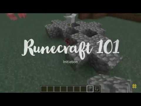 Runecraft 101: Initiation Rune
