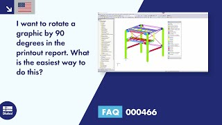 FAQ 000466 | <p>I want to rotate a graphic by 90 degrees in the printout report. What is the easiest way to do this?</p>