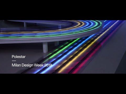 Polestar at Milan Design Week 2019