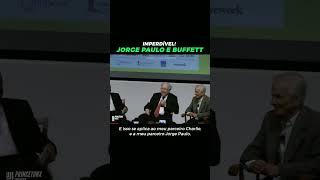 Uma conversa entre Warren Buffett e Jorge Paulo Lemann