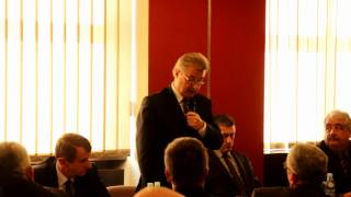 Prezentacja kandydatów na Przewodniczących Rady Powiatu krośnieńskiego