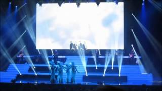 BOYZONE NOTHING WITHOUT YOU LIVE BZ20 TOUR
