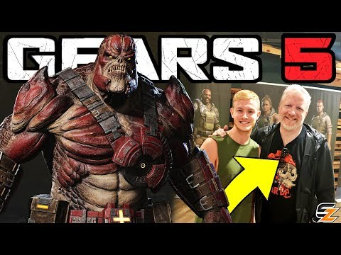 GEARS 5 News - Rod Fergusson Leaving THE COALITION! Future of Gears 2020!