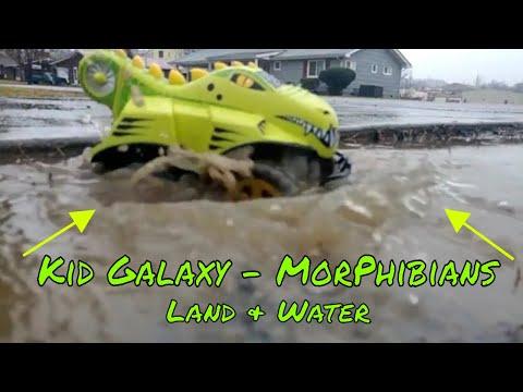 Kid Galaxy Morphibians Review