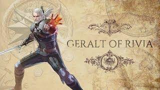 SOULCALIBUR VI - Geralt of Rivia Character Introduction | PS4, X1, PC