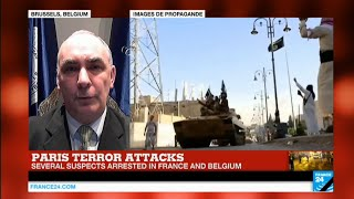 """Paris attacks: """"border controls need to be radically stepped up throughout Europe"""""""