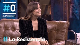 LA RESISTENCIA - Entrevista a Michelle Jenner   #LaResistencia 12.12.2018   Kholo.pk