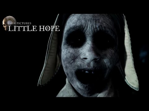 Premier aperçu de gameplay de The Dark Pictures Anthology : Little Hope