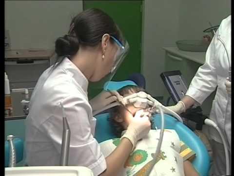 Лечить зубы не страшно!