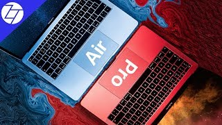 MacBook Air 2018 vs MacBook Pro 13